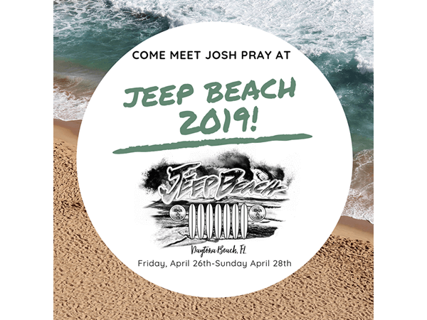 Jeep Beach | The largest Jeep Only event in the Southeast USA